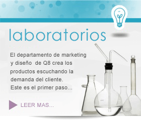 El departamento de Marketing y diseno crea los productos escuchando la demanda del cliente.